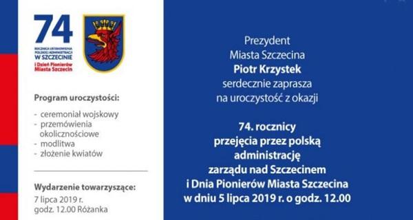 2c8eea7f43720a Urodziny Szczecina - Dzień Pionierów Miasta Szczecina