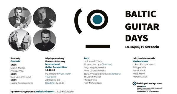 0d5b62549 Baltic Guitar Days Szczecin 14-16.06