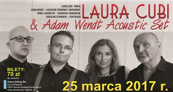 Laura Cubi & Adam Wendt Acoustic Set