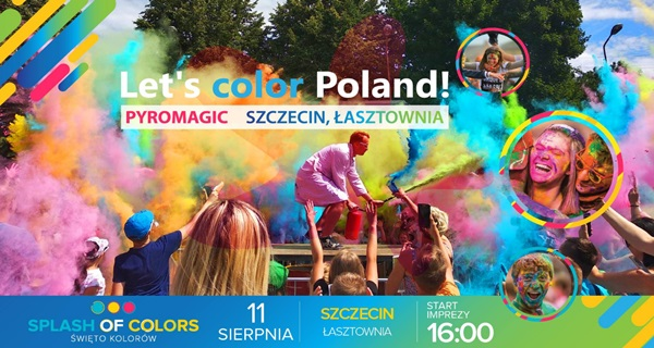 Finał Splash of Colors - Pyromagic 2018