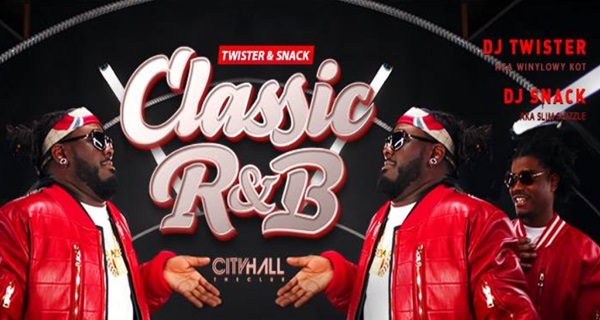 Classic RnB - Twister & Snack