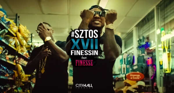 SZTOS XVII: Finessin feat. Finesse