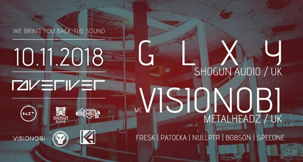 We Bring You Back The Sound: GLXY & Visionobi