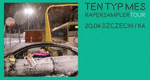 Ten Typ Mes - Rapersampler