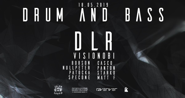 We Bring You Back The Sound with DLR & Visionobi