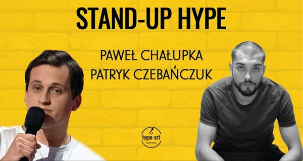 Stand-Up HYPE
