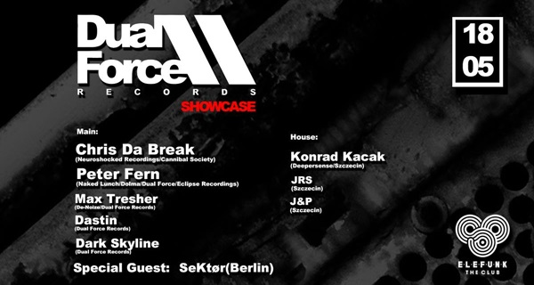 Dual Force Records Showcase