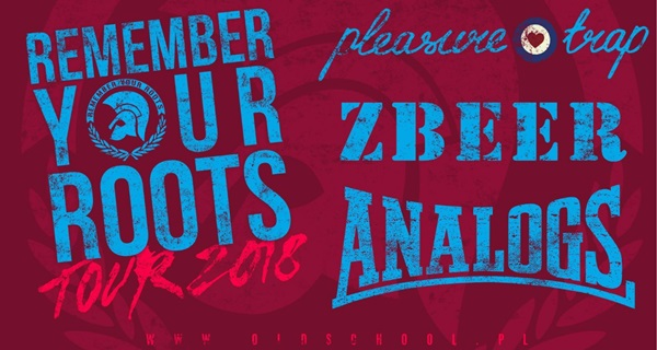 The Analogs i Zbeer - Remember Your Roots 2018