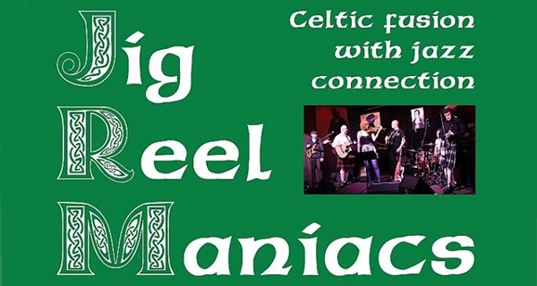 "Jig Reel Maniacs: ""Celtic fusion with jazz connections"""