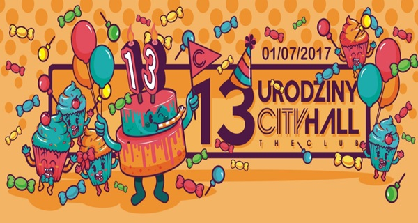 13 Urodziny City Hall Club
