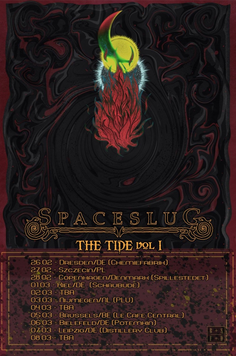 Spaceslug, PowerPlant, TBA
