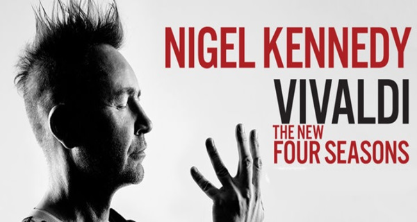 Nigel Kennedy: The New 4 Seasons + My World