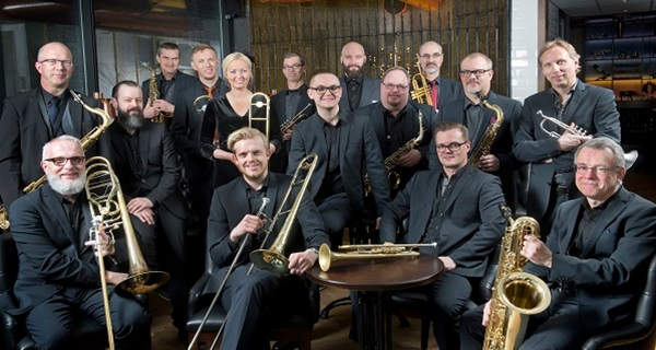 Vein Trio & Norbotten Big Band