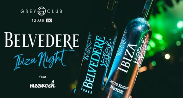 Belvedere Ibiza Night!