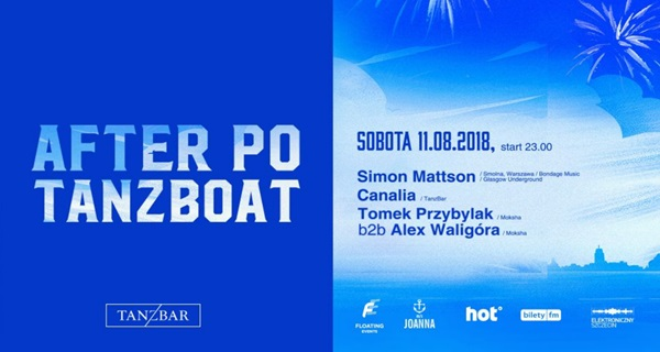 After po TanzBoat