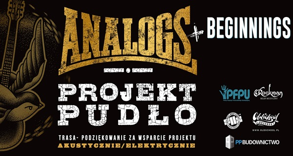 The Analogs/Projekt Pudło + Beginnings
