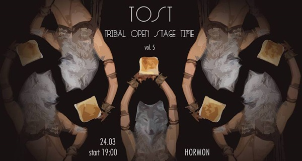 TOST - Tribal Open Stage Time vol. 4