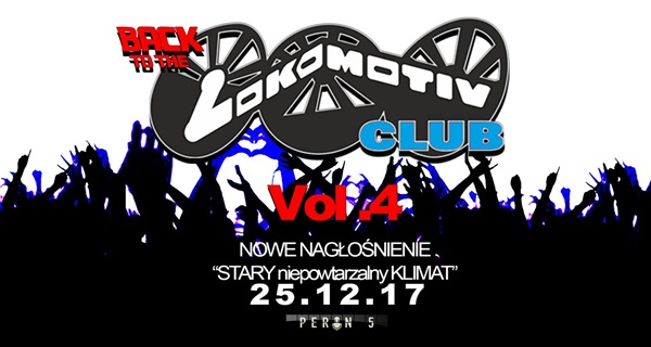 "Back To The ""Lokomotiv Club"" Vol. 4"